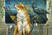 VISIONARY ART - different artists