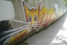 """Pouliční """"umění"""""""