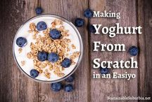 make your own yoghurt
