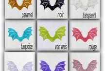 ailes de dragon-chauve souris