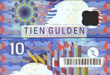 Nederlandse Bankbiljetten / oude bankbiljetten