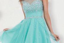 Dance dresses