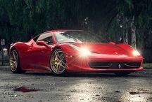 Ferrari / Dream cars