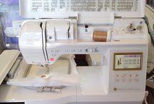 Baby Lock Aventura Sewing Machine / Baby Lock sewing machines, fabric, patterns, techniques & tutorials
