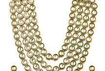 Attractive Elegant Indian Bollywood Madhuri Dixit Kundan Jewellery Set