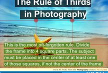 Photography- Hacks, Tricks, and Tips / Here you will find awesome ways of taking gorgeous photographs of your world.