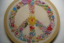 Embroidery, Needlepoint, and Cross Stitch / Embroidery, needlepoint, cross stitch, tapestry work, crewel / by Dyeabolical