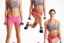 Exercises / Fitness ideas