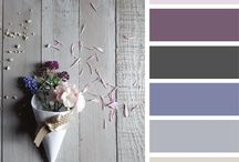 palety barev