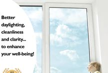 Cleaner Window Glass Without the Pain!