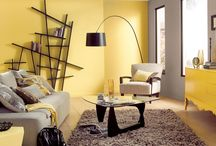 Inner Glow / Sunny Rooms (Yellows, all shades) are trending again
