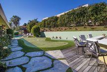 Gardens that Belong to Celebrities