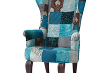 chairs - patchwork