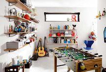 toys & playrooms