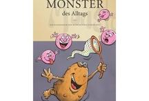 Monster des Alltags Kalender 2013