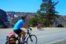 Voyages à vélo / Les voyages à vélo que nous avons réalisé. Nous prenons beaucoup de plaisir à partir à vélo aux quatres coins du monde. Voici les photos de nos voyages à vélo en France! (cyclogo.fr)