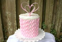 ♥ Cake Decorating Tutorials ♥