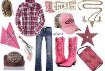Cowgirl YeeHaa / Country swag