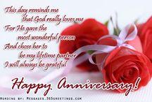I Love My Wife / Happy Anniversary Lori