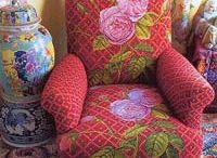 """Needlepoint / by Terri """"Frugal After Fifty"""" Ness"""