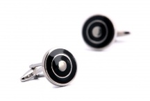 """Boutons """"Black & Silver"""""""