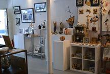 our found & seek shop