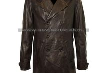 Fantastic Beasts Magical Congress Auror Coat / Buy Auror Magical Congress Fantastic Beasts Leather Coat at most cheap price from Sky-Seller and avail free shipping.