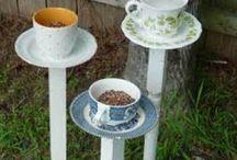 Neat-o DIY Bird Feeders, Baths & Housing