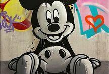 Disney / Disney's cartoon ❄