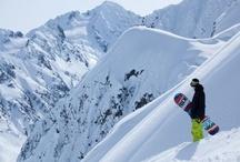 Snowboarding.Snow / by Glenn Thomas