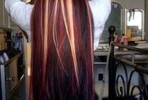 Hair :)) / by Santi Pina