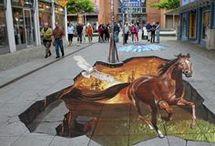 3D Streetart