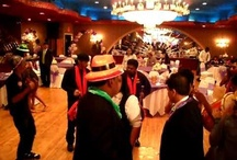 This is how we celebrate a Wedding Trini Style / Entertainment,bands,tassa,dance,singers,djs / by Gaitrie C. Singh