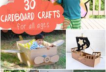 Kids' activities / If I ever do any of these I'll eat my hat, but still...