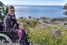 """Silje's SDR Fundraiser / Silje is living with Quadriplegic Cerebral Palsy and have daily painful spasms in her body, she is in need of a surgery.   This surgery called """"Selective Dorsal Rhizotomy"""" (SDR)  Read Siljes story here, and give a kindhearted gift  ❤ https://www.facebook.com/silje.sdr.fund/  Silje SDR Fund profile at Twitter (runned by Siljes partner/girlfriend): https://twitter.com/siljesdrfund  Silje SDR Fund profile at Instagram (runned by Siljes partner/girlfriend): https://www.instagram.com/silje.sdr.fund/"""