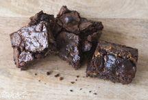 Zoete recepten / Recepten voor taart, brownies, koekjes van mijn foodblog Piek & Pie!