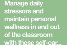 WELLNESS FOR TEACHERS