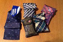 Cravatte porta fazzoletti