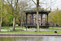 Amsterdam parks