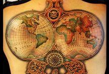 Tattoo ideeën voor Bartje