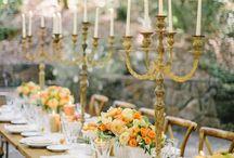 Wedding - Reception Tables