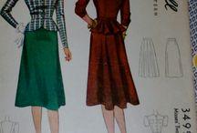 1939 McCall Patterns
