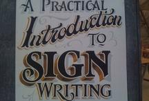 Pinstripe & Signwriting