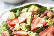 Salads & foods