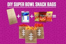 Super Bowl Party Ideas!