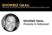 ShowBiz Q&As / SHOWBIZ Q&As