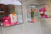 Nortons Jewellers Store Window Displays / Our retail window displays featuring fabulous jewellery lines.