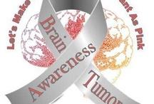 Brain Tumor Awareness! / by Misty Boggs