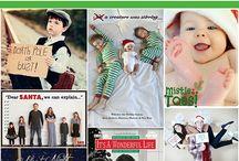 Xmas card ideas & posters