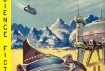FUTURISTIC Science Fiction
